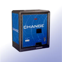 Wall Mounted Change Machines